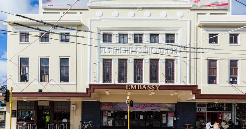 Embassy Theatre, Wellington | © russellstreet/Flickr