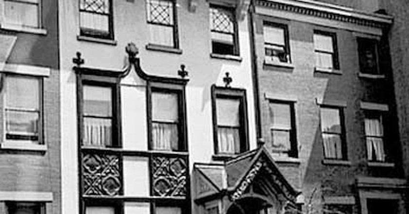 February House | New York Municipal Archives