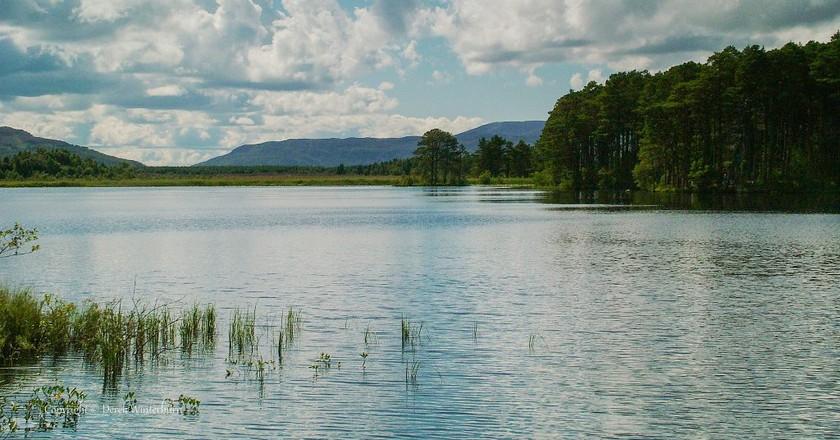 Loch Morlich, Cairngorms | Derek Winterburn/Flickr