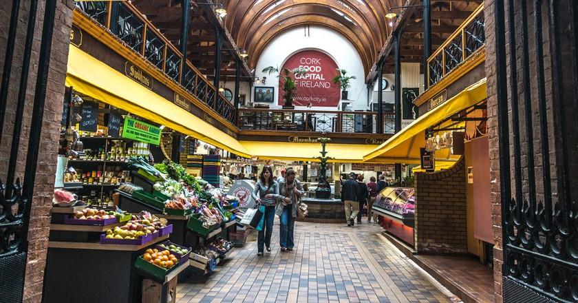 The English Market | ©William Murphy/Flickr