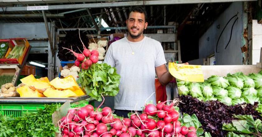 Carmel Market in Tel Aviv | © israeltourism/Flickr