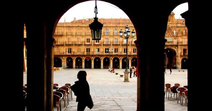 Plaza Mayor, Salamanca. Photo: Flickr