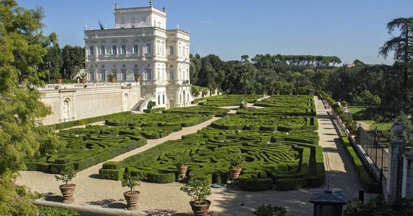 Villa Pamphili   © CucombreLibre/Flickr