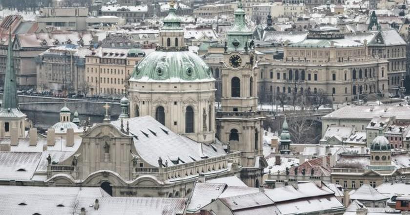 Prague in winter I © Brad Hammonds/Flickr