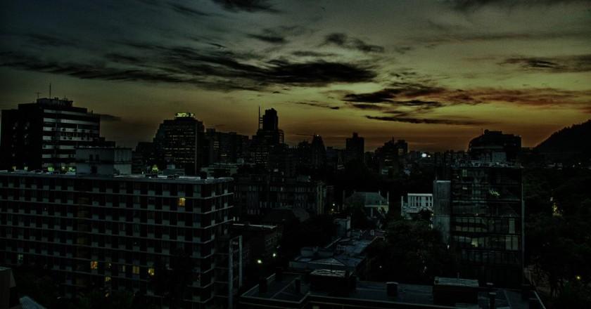 Santiago, Chile | © Manuel García Tornadú/Flickr