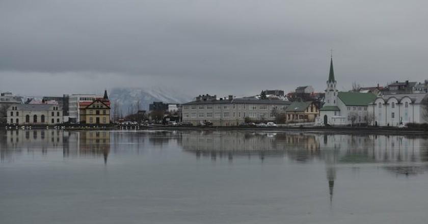 Iceland-Reykjavik-Tjornin | © Harshil Shah/Flickr