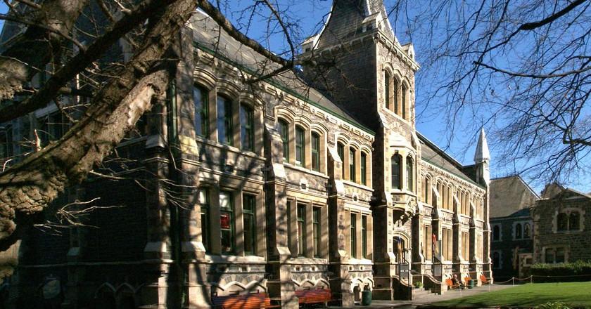 The Christchurch Arts Centre | © Bernard Spragg/Flickr