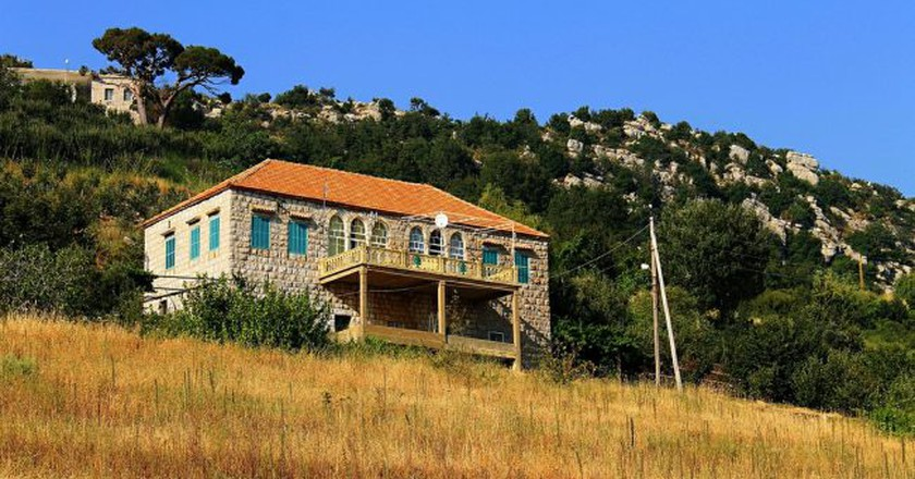 House in Lebanese countryside | © rabiem22 / Flickr