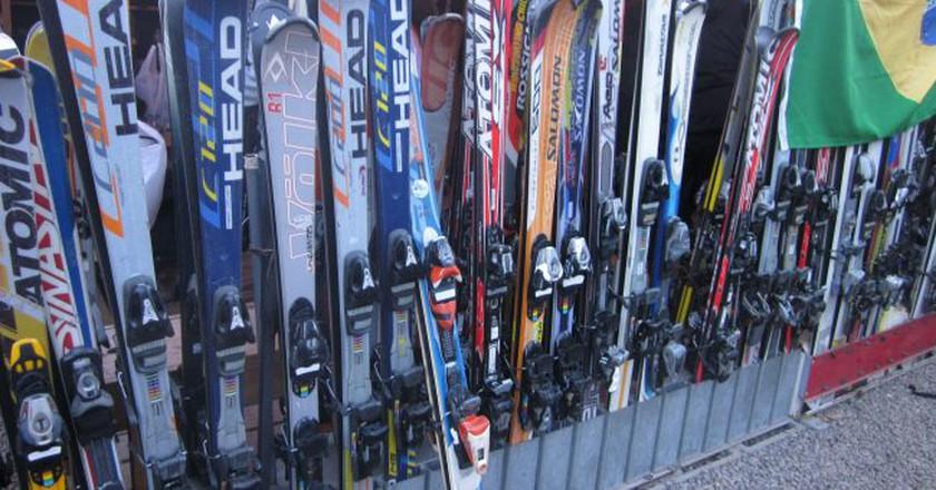 Centro de Ski El Colorado © Otavio Piske / flickr