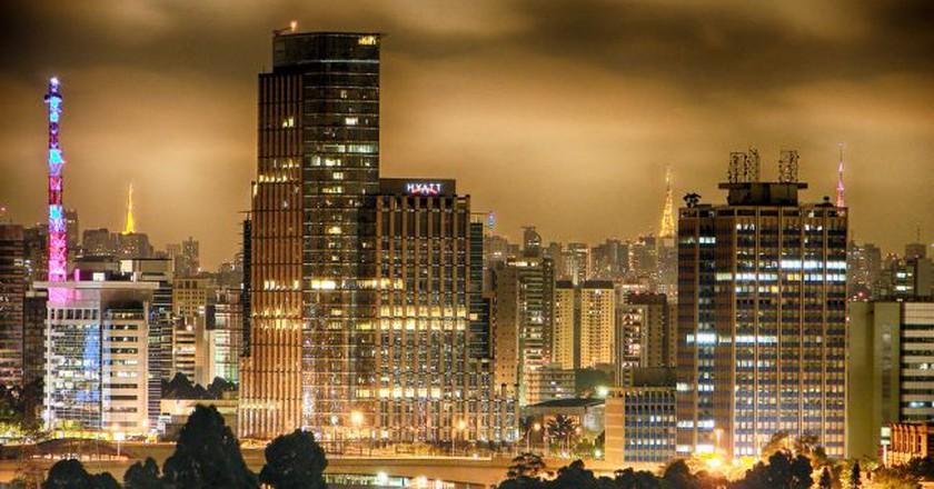 São Paulo   ©Diego Torres Silvestre/Flickr