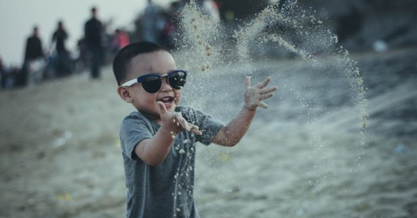 Child playing | © Pexels/Pixabay