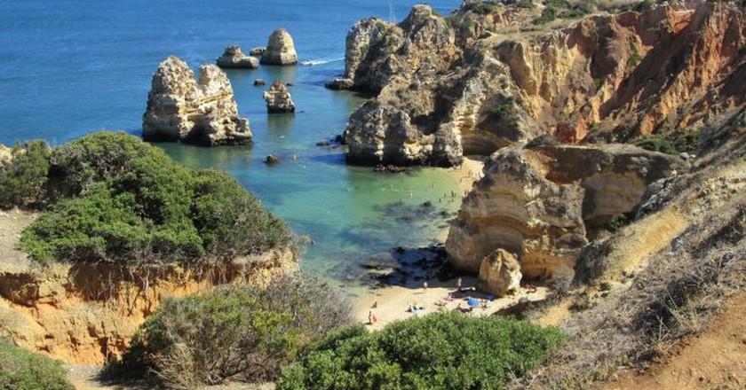 Lagos in the Algarve I © dzsoofi/Pixabay