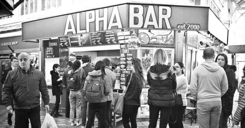 Alpha Bar, Oxford   © Daniel Enchev/Flickr