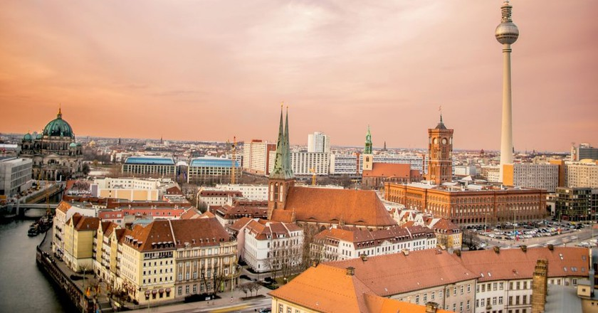 Berlin's skyline | © 2197494/Pixabay