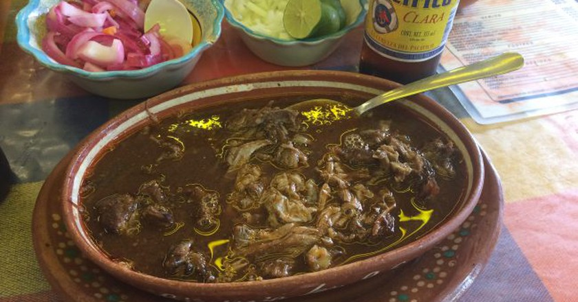 Birria | Courtesy of Pablo Mares