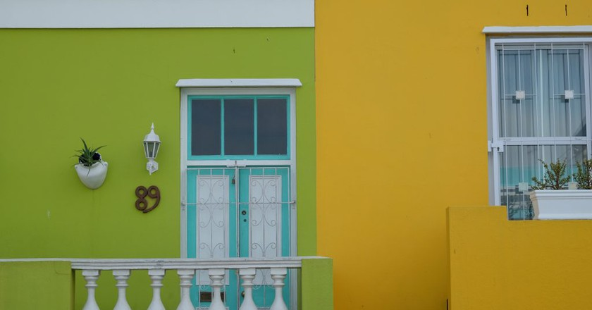 Bo-Kaap is popular for colourful houses and the informative museum   © Andrew Thompson