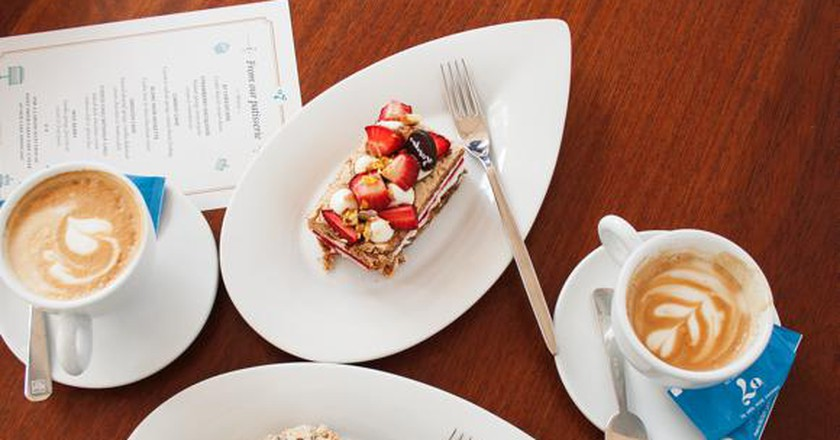Brasserie on 7 | Courtesy of Brasserie on 7