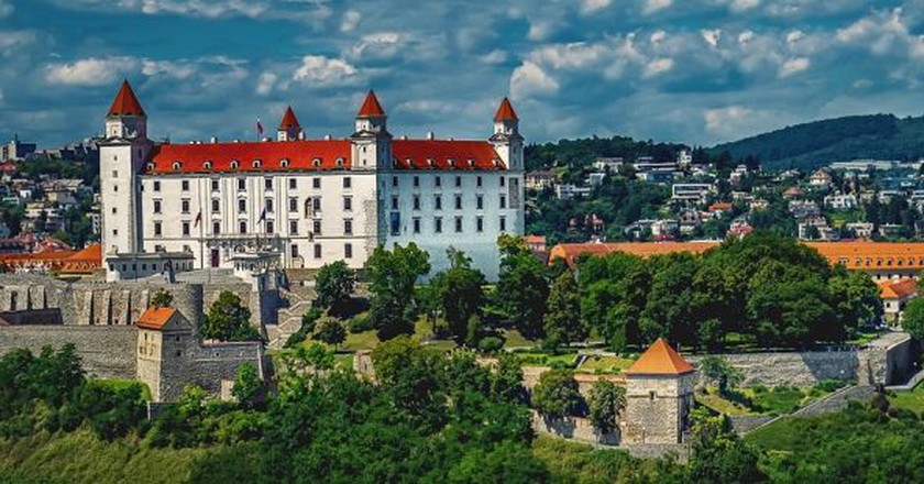 Bratislava Castle | © Walterssk/Pixabay
