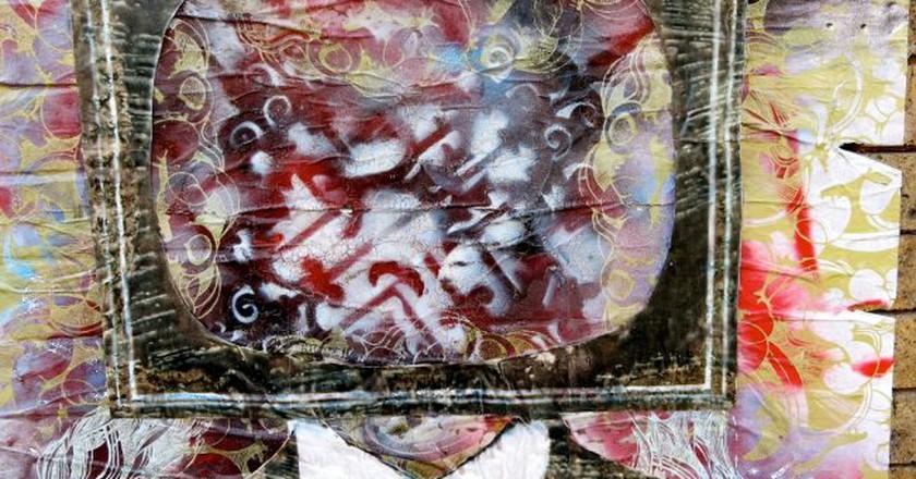 "<a href=""https://www.flickr.com/photos/gazeronly/10519053586/"" target=""_blank"" rel=""noopener noreferrer"">""your filthy mind should get together with mine"" (graffiti in Brooklyn) | © torbakhopper / Flickr</a>"