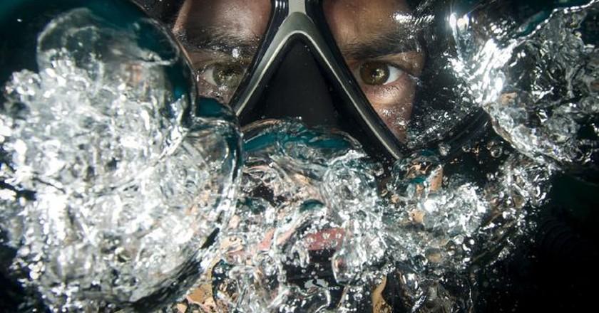 Diver | © Skeeze / Pixabay