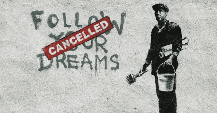© Banksy | Courtesy Graffik Gallery