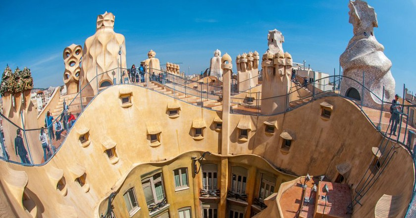 24 Incredible Photos of Spain's Most Instagrammed City
