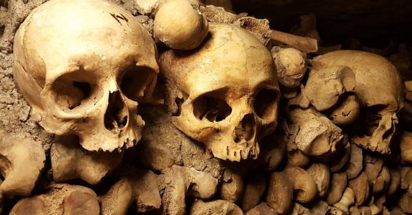 Paris catacombs | © Ann Black/Pixabay