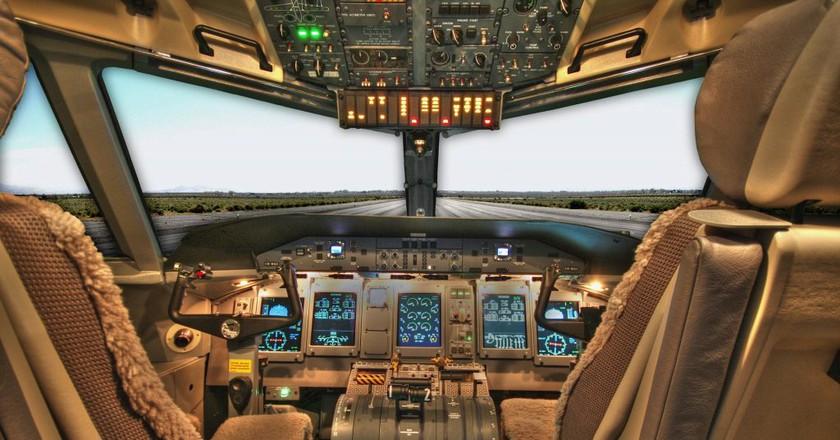 Cockpit | © David Mark
