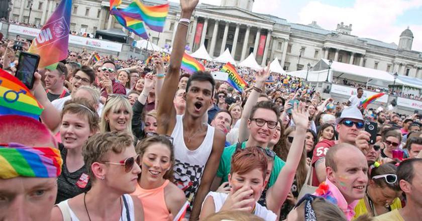 Pride in London 2015, Matias Altbach