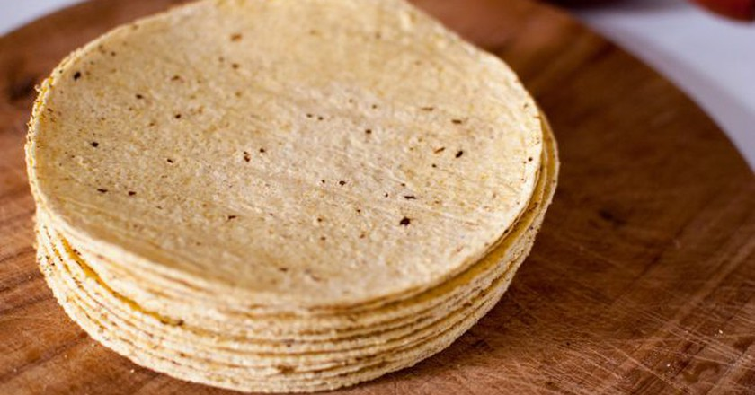 Homemade corn tortillas are the best! © Yasmina Haryono/Flickr