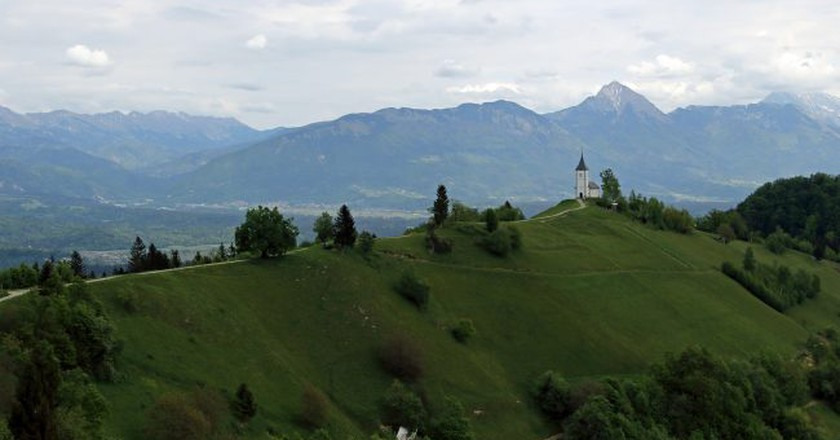 Slovenia│©Lorenzo Magnis/Flickr