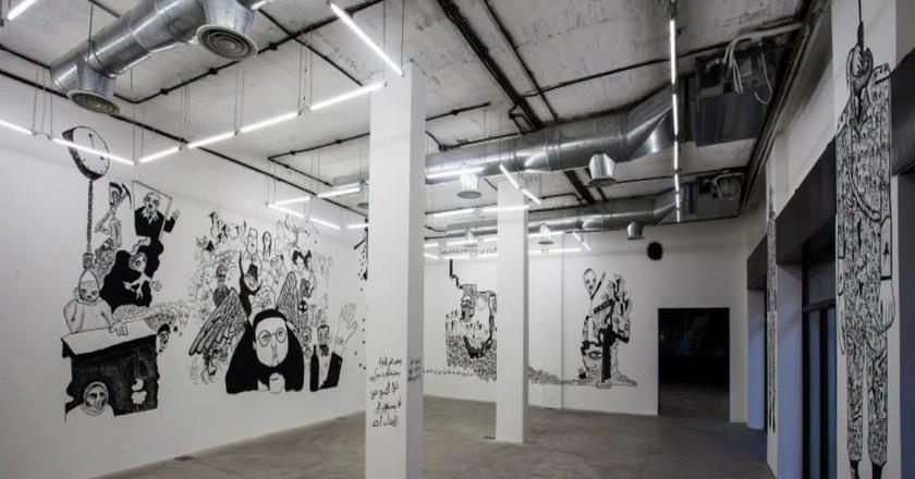 Darat Al Funun | Courtesy of Darat Al Funun, The Khalid Shoman Foundation