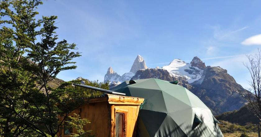 Patagonia Eco Domes   Courtesy of Patagonia Eco Domes