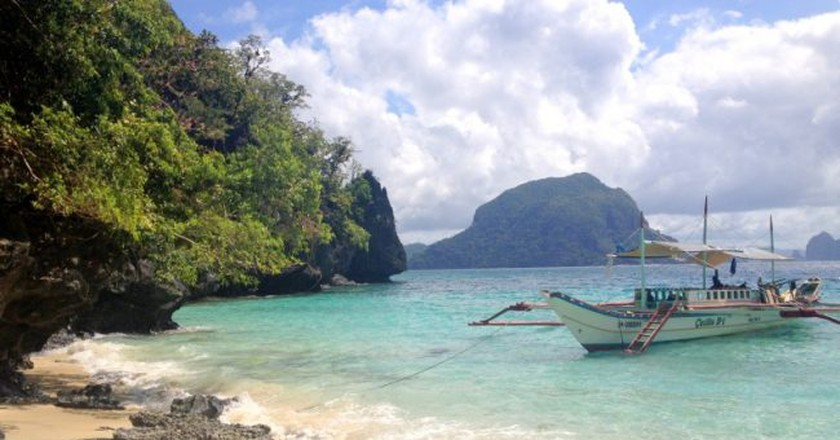 El Nido, Palawan. Photo by Gelyka Dumaraos