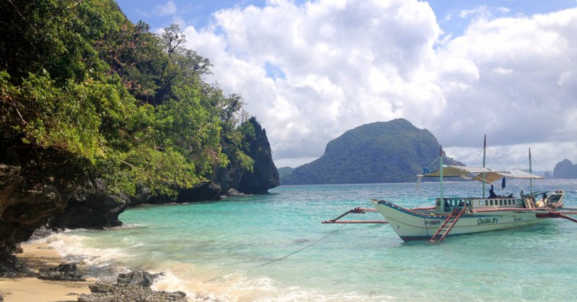El Nido, Palawan. Photo by Gelyka Dumaraos