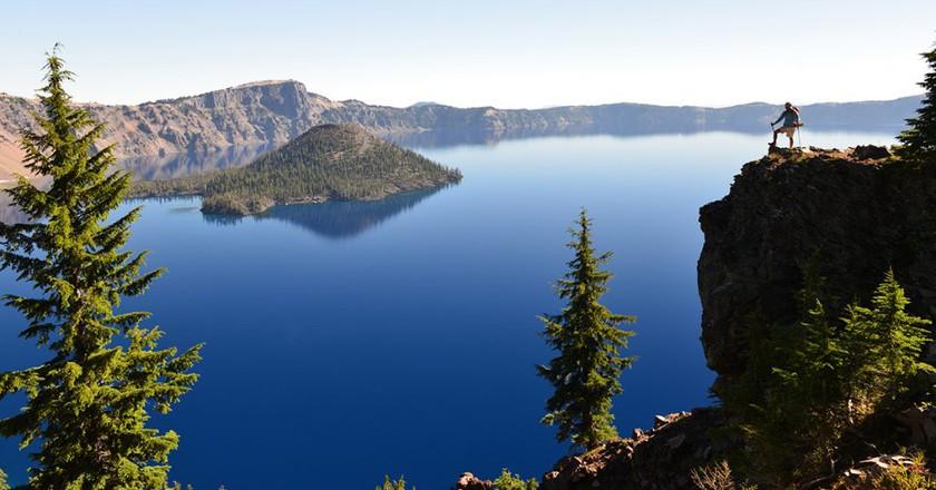 Crater Lake National Park | © Travel Oregon