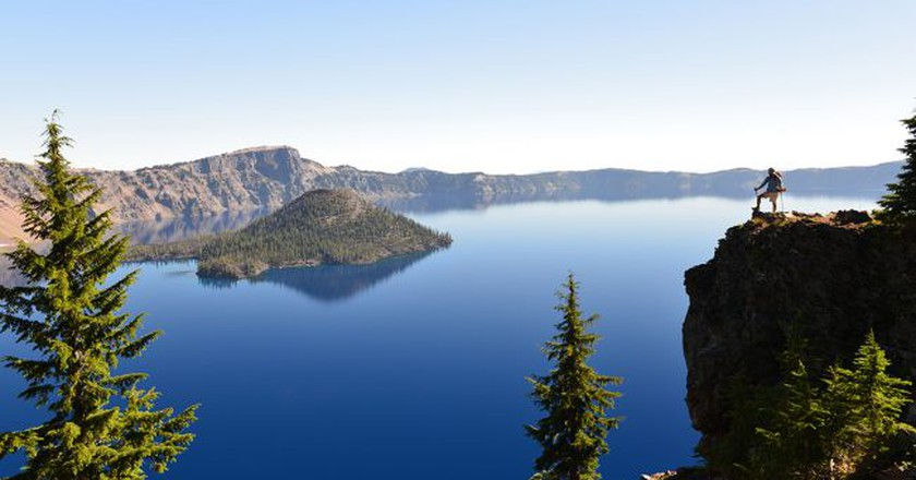 Crater Lake National Park | © Travel Oregon
