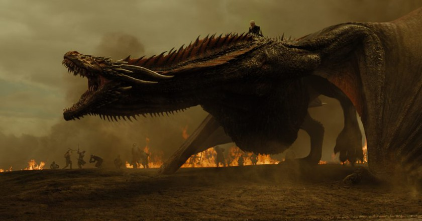 Dragons, Dothraki, and Fire: Making a 'Game of Thrones' Battle