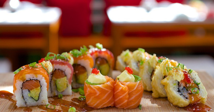 Sushi Box | Courtesy Sushi Box
