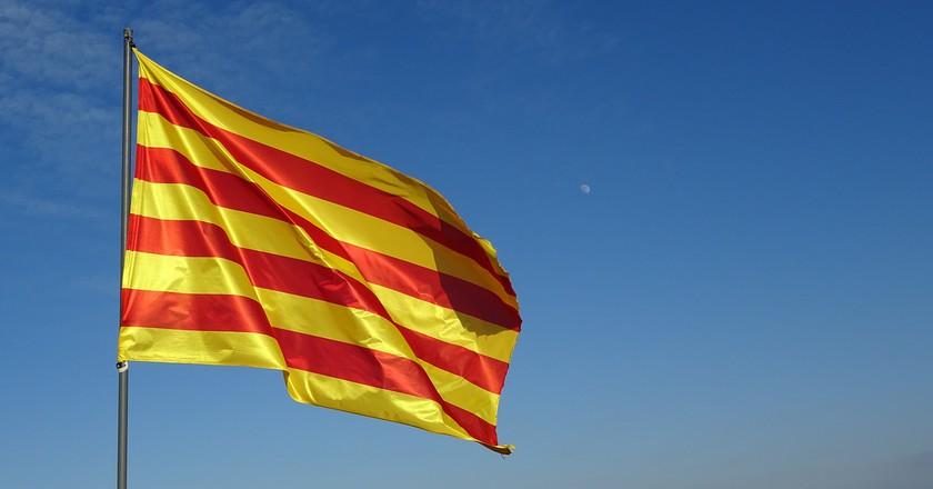 Catalan flag | © Marta_Photos / Pixabay