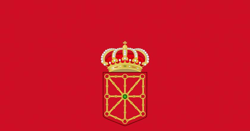 The flag of Navarra | © Adelbrecht /WikiCommons