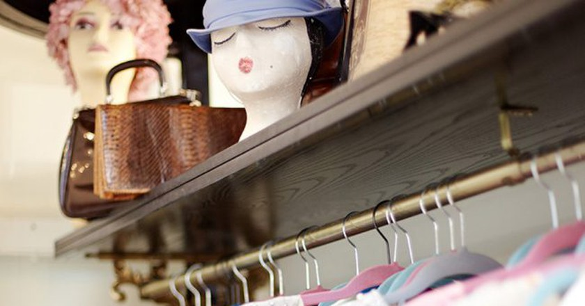 Miss Daisy Blue boutique in Cork | © Miki Barlok / Courtesy of Miss Daisy Blue