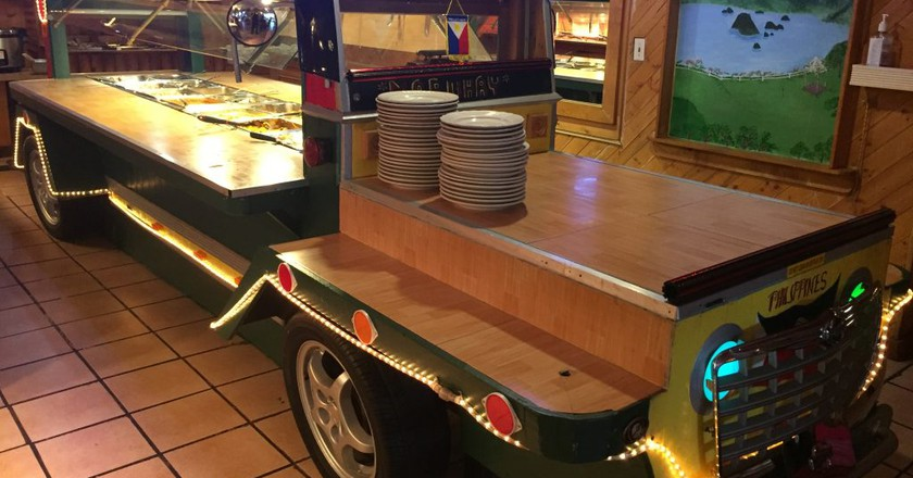 The Jeepney buffet at Little Quiapo Restaurant | Courtesy of Little Quiapo Restaurant