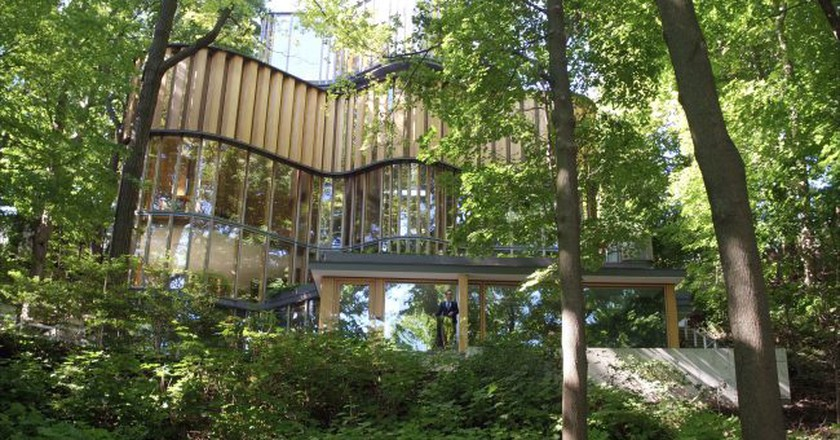Integral House, designed by Shim-Sutcliffe Architects © HGTV