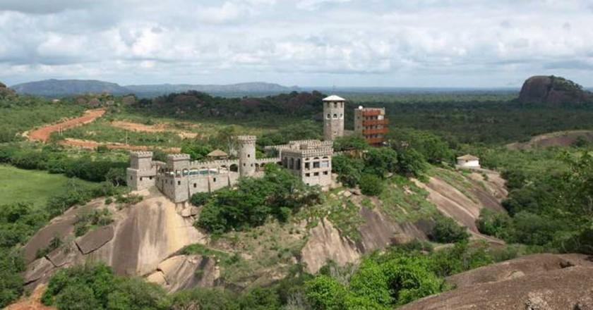 The Kajuru Castle in Kaduna |© Bela Becker / Wikimedia