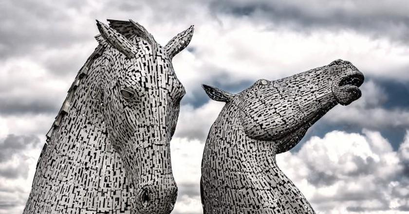 Falkirk Kelpies | © pixabay
