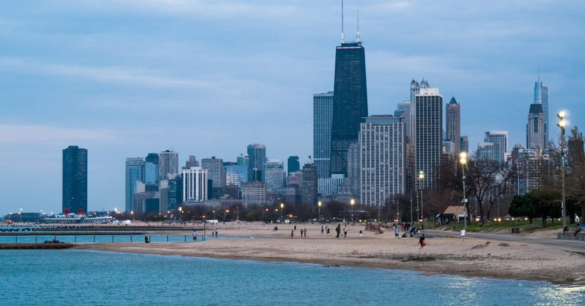 Chicago beaches | © Kevin / Unsplash