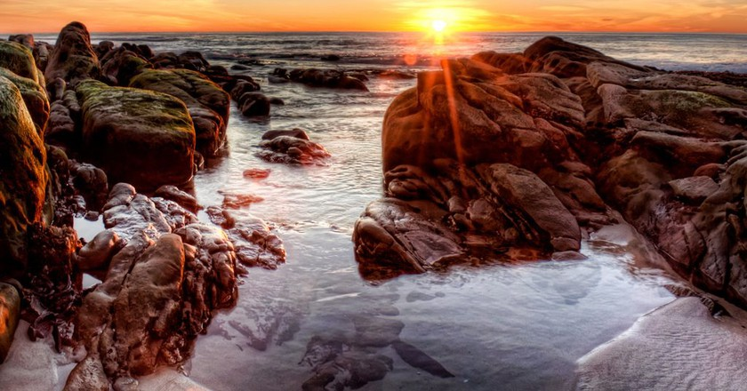 La Jolla Beach   © Chad McDonald / Flickr