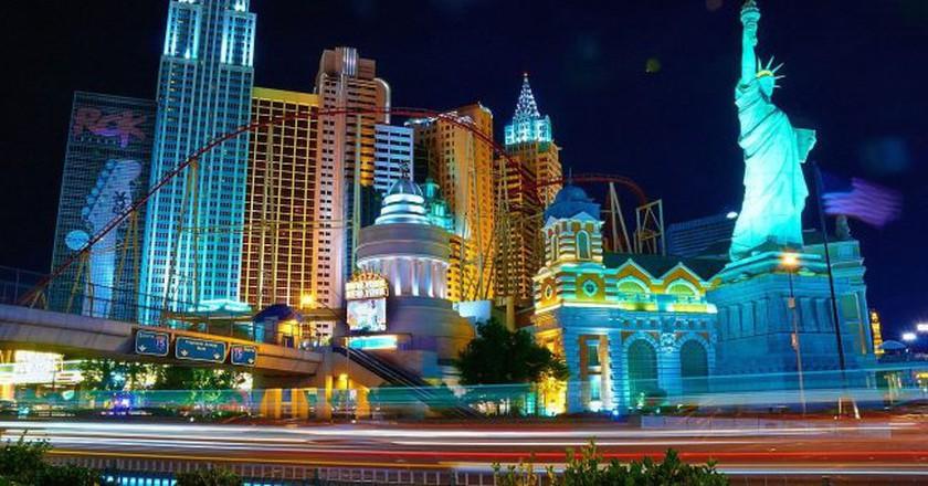 Las_Vegas, Nevada, USA | © Moyan Brenn / WikiCommons
