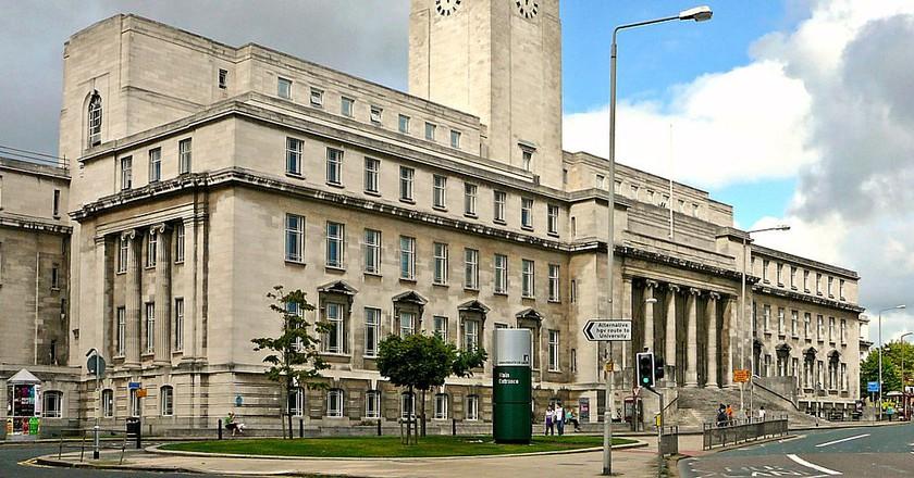 Leeds University | © Wikimedia Commons